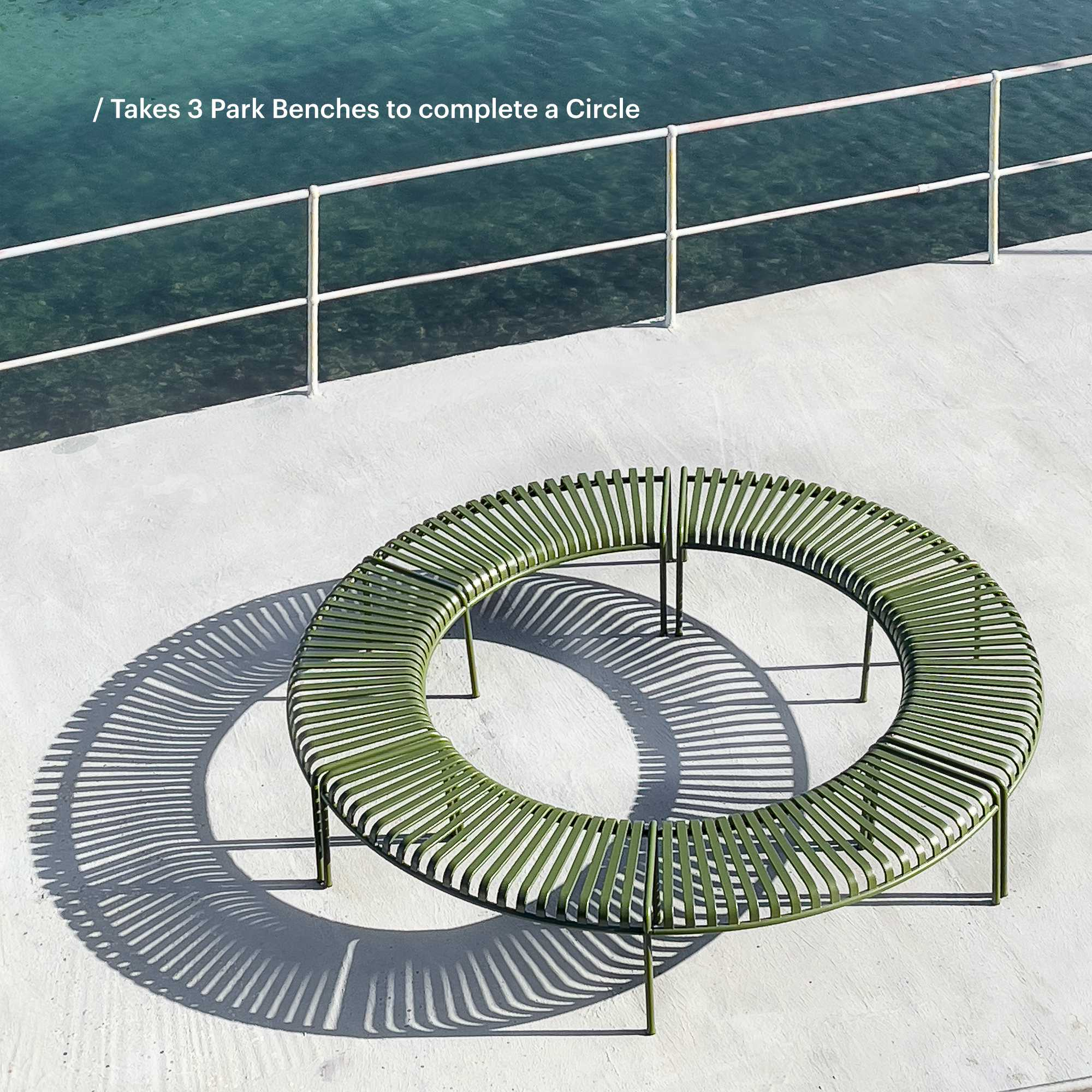 HAY Elementaire Chair, olive