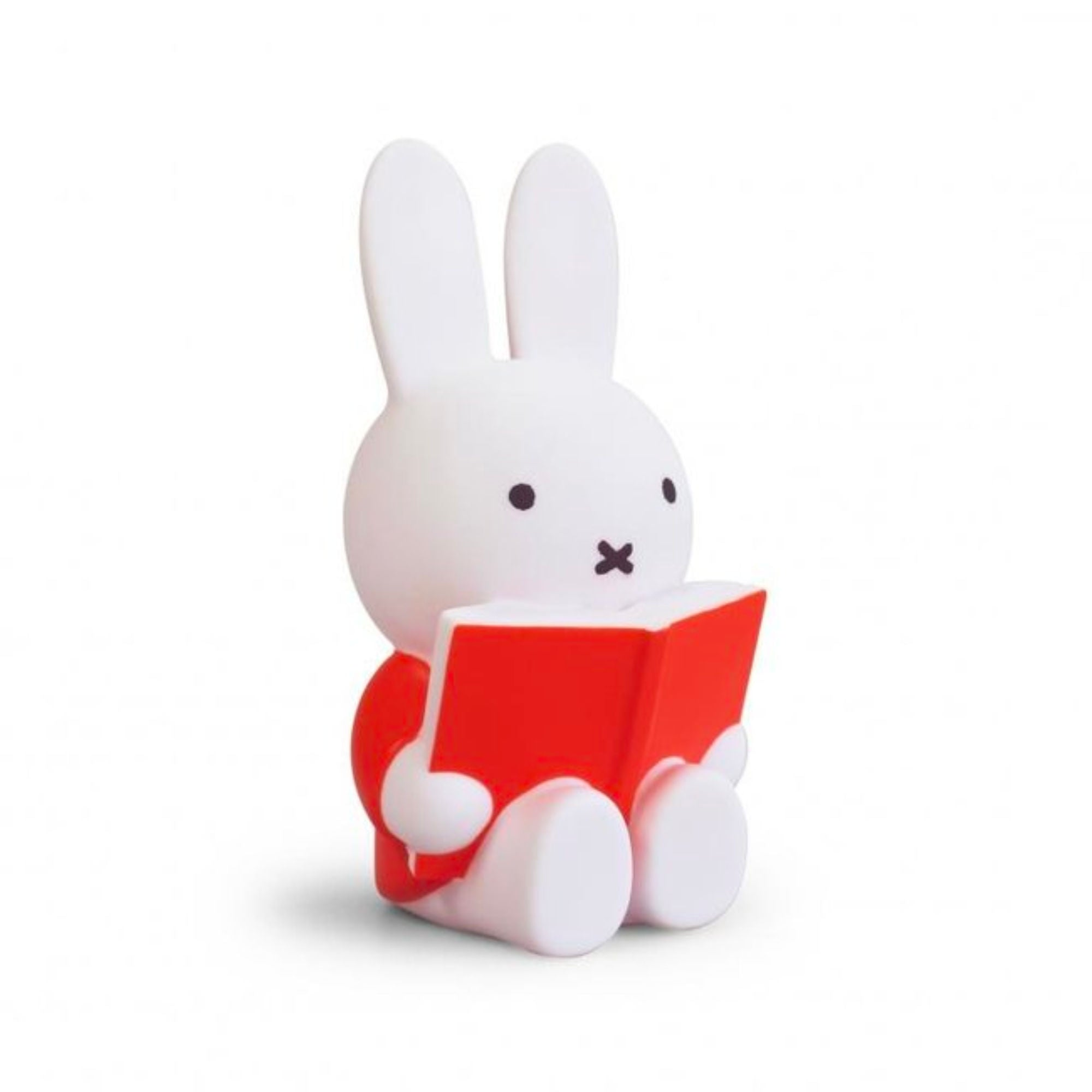Miffy Reading Money Box , Orange