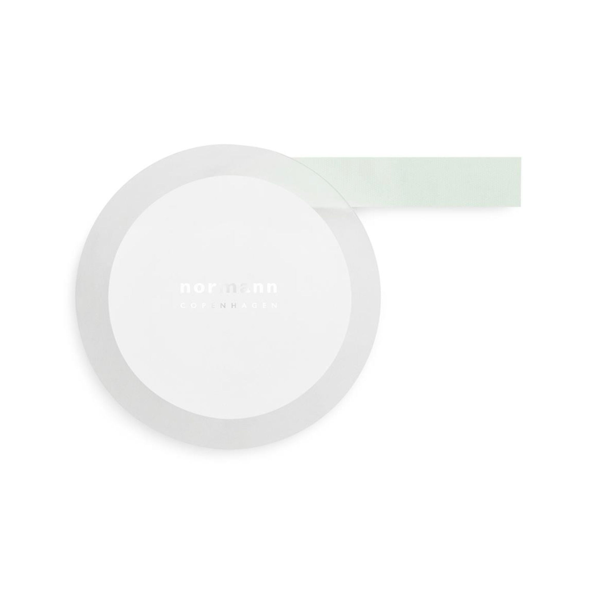 Normann Copenhagen Gift Ribbon , Pale Green