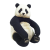 Giant Panda Knit Cushion