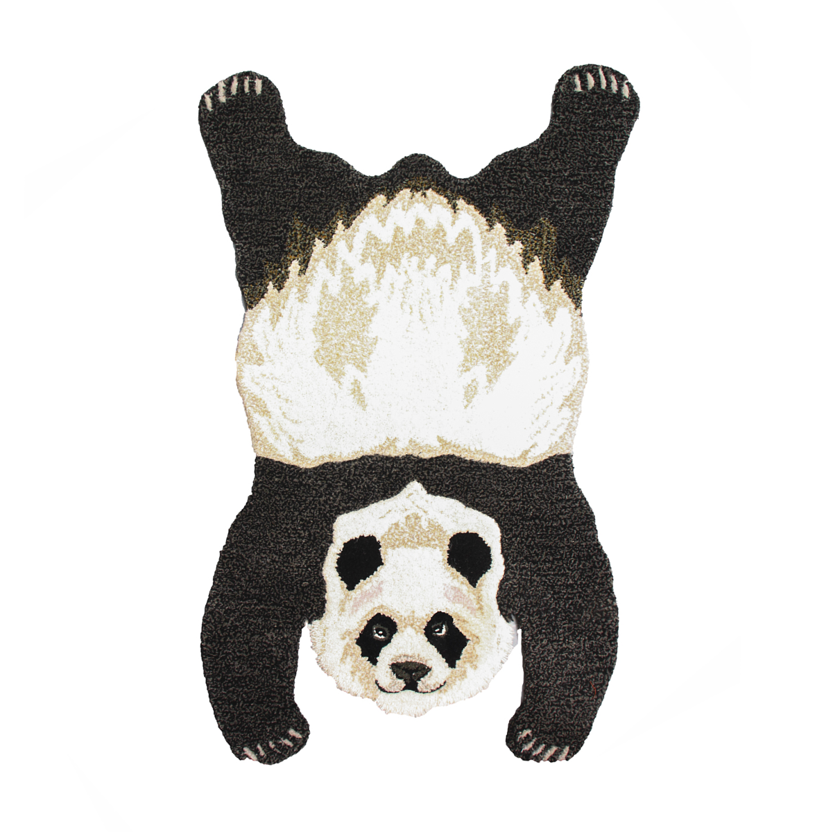 Doing Goods Panda Rug 97x55cm
