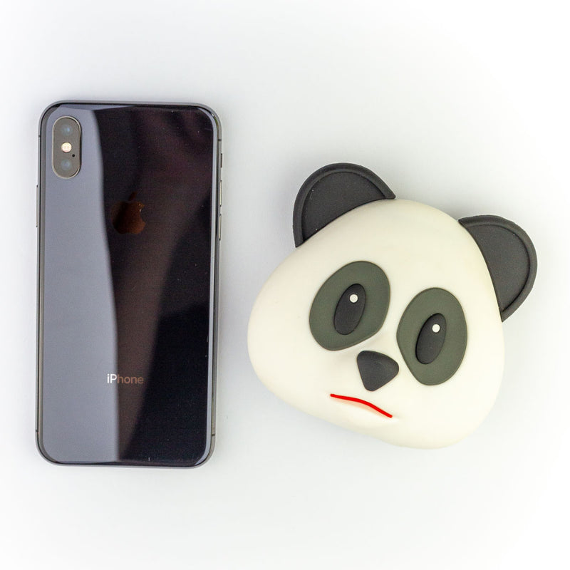 Moji Emoji power bank 5200mAh, panda
