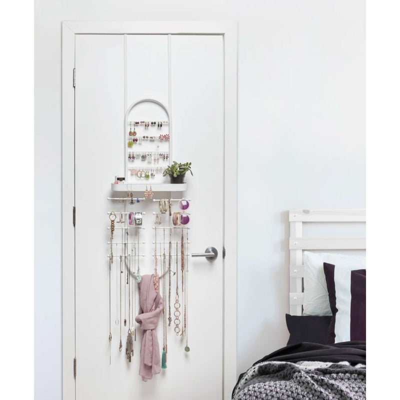 Umbra Valerina over the door jewelry organizer