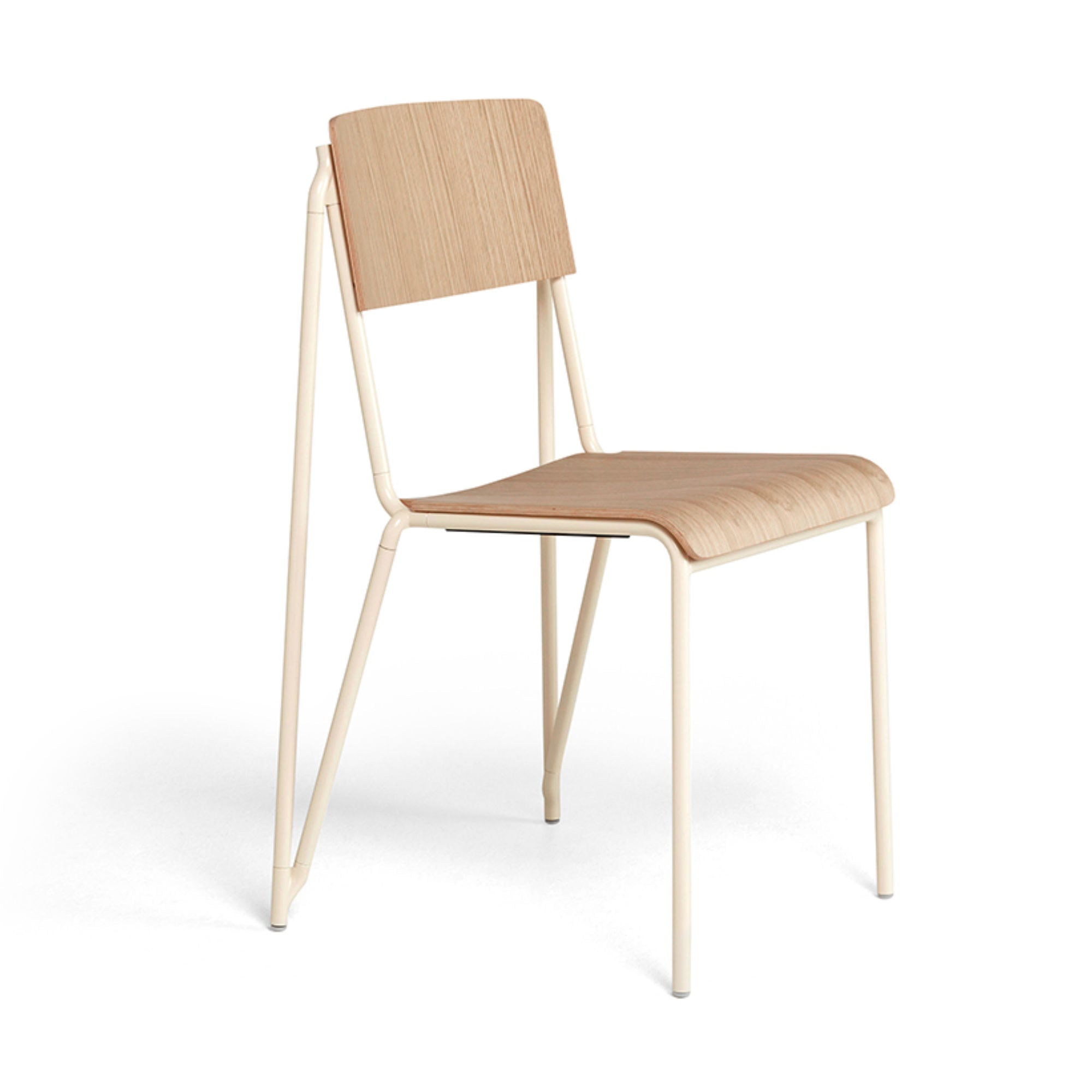 Hay Petit Standard Chair , Pearl-Matt Oak