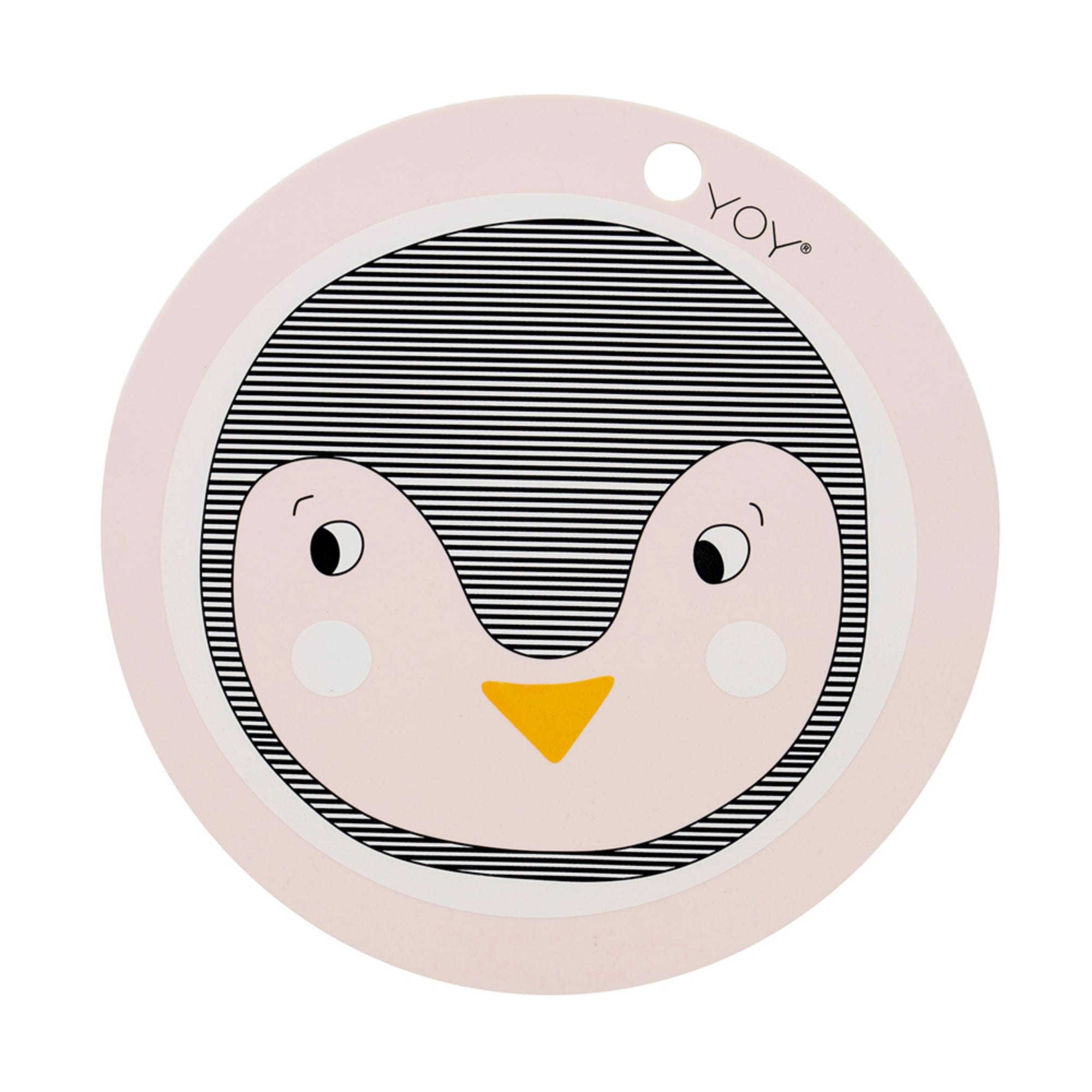 OYOY Kids Meal placemat , penguin