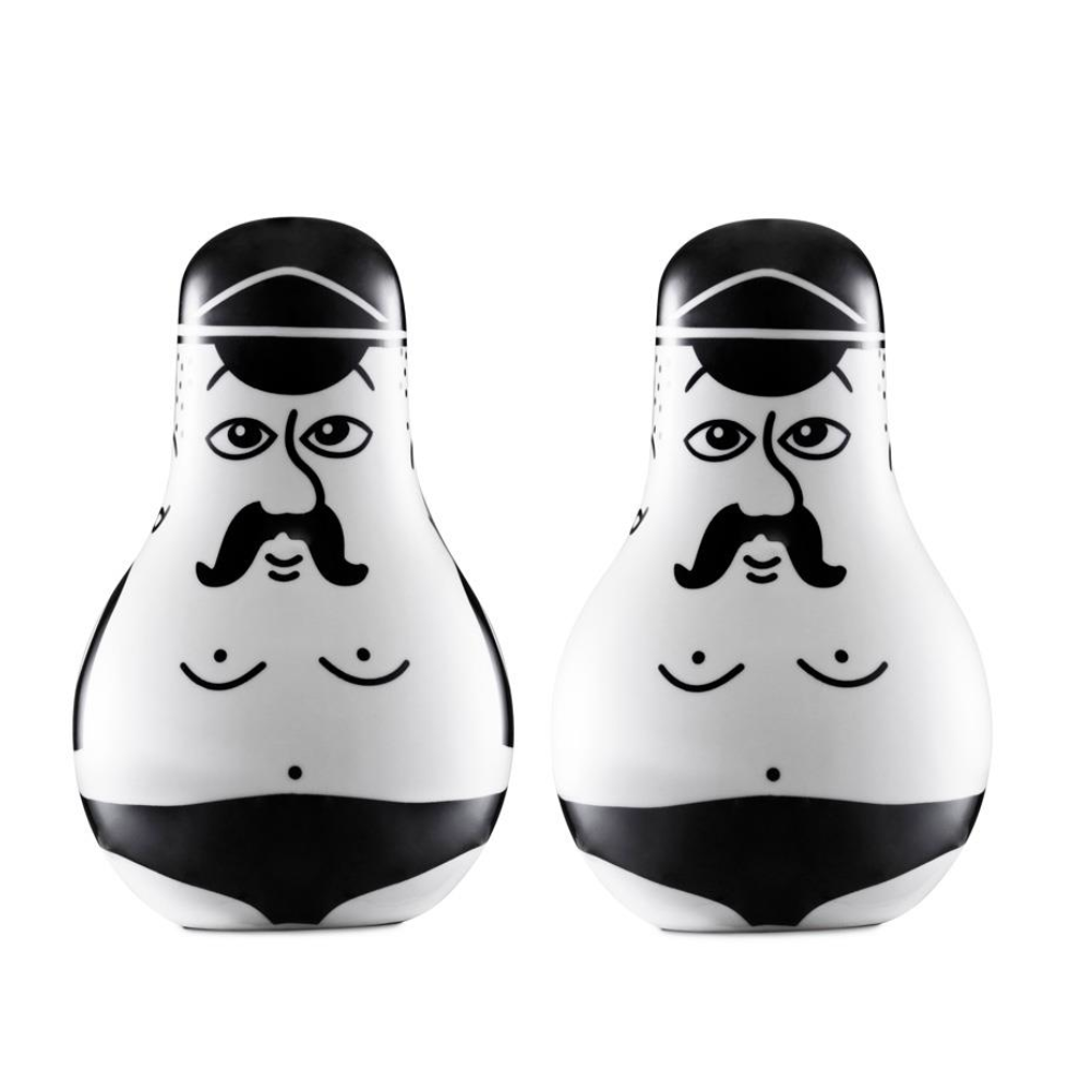 Normann Copenhagen Friends Salt & Pepper