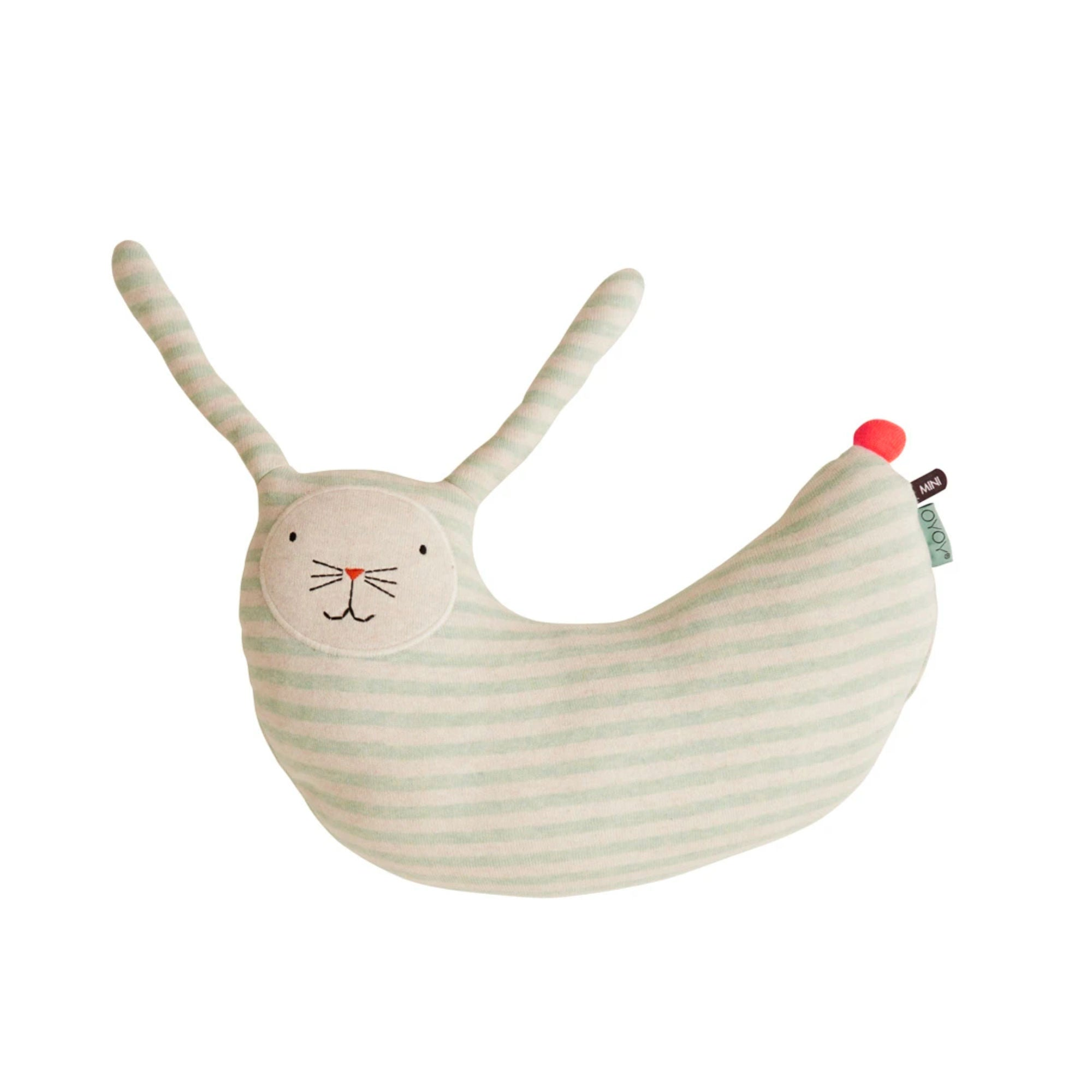 OYOY Rabbit Peter cushion