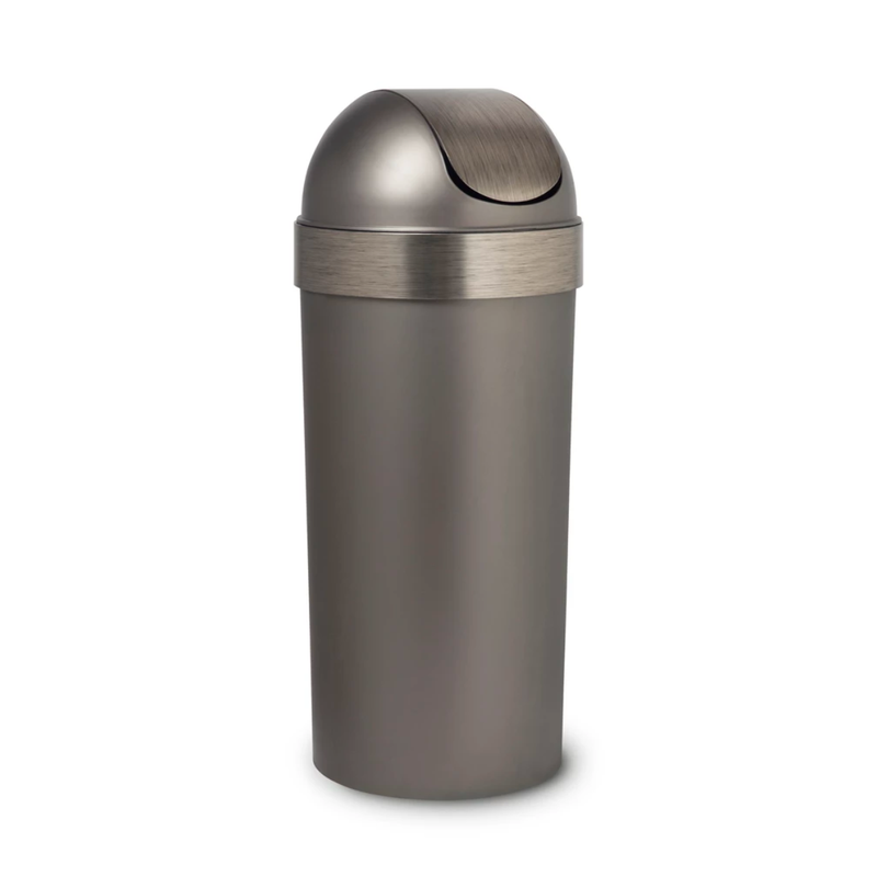 Umbra Venti can 62 litre, pewter