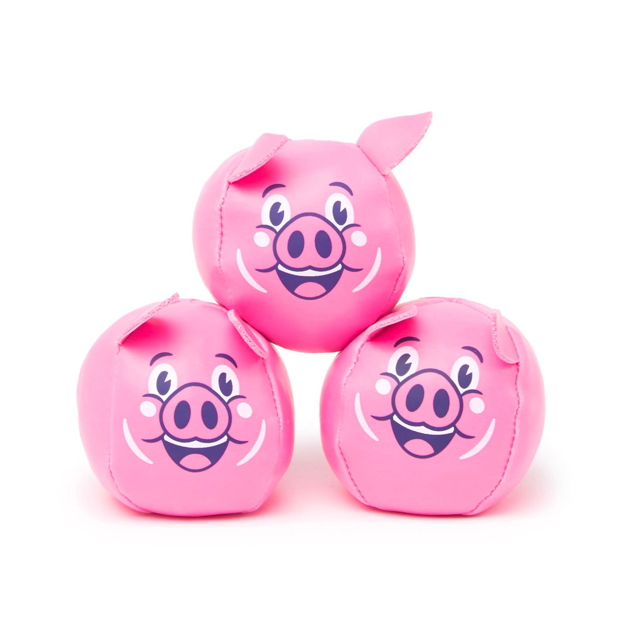 Ridley's Pigs Can Fly! Novelty Juggling Balls Set