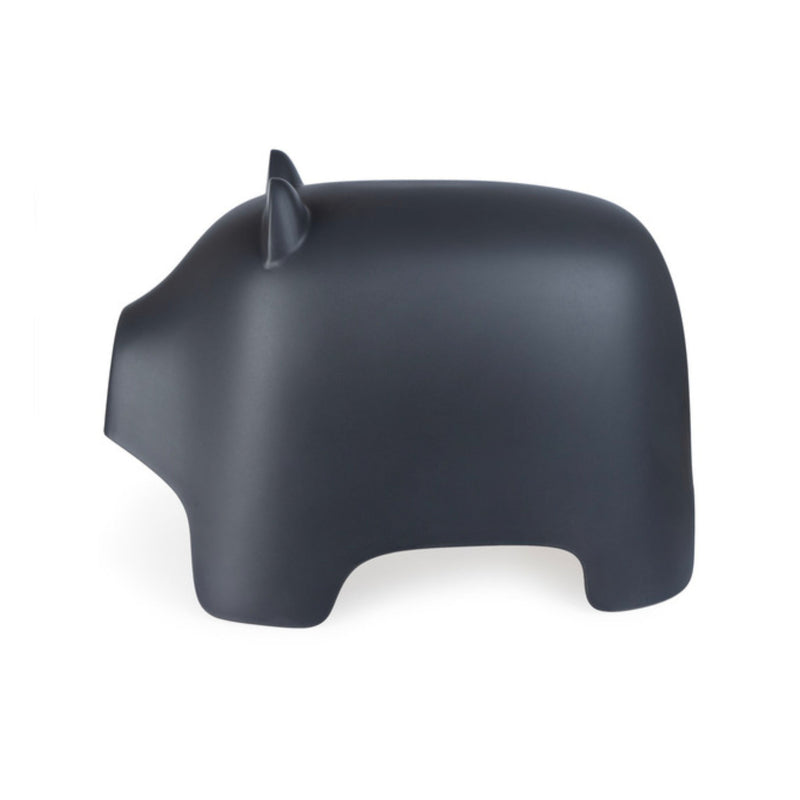 Balvi Animal Stool, piggy, grey