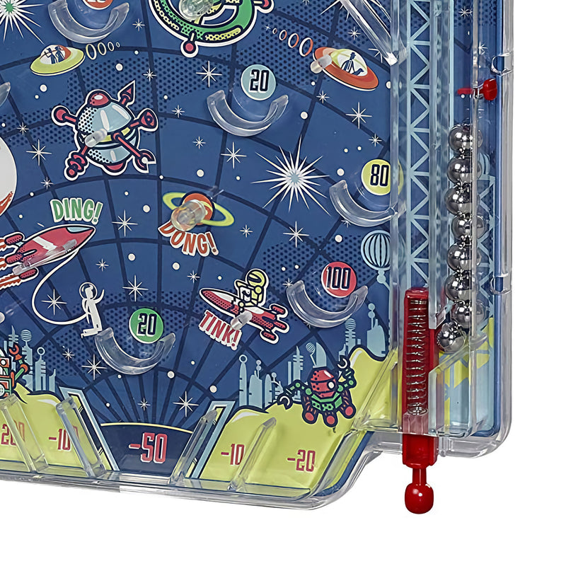 Wild and Wolf Space Pinball Game Novelty Game