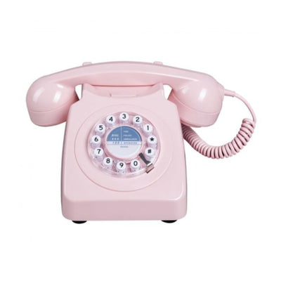 Wild and Wolf 746 Phone , Dusty Pink