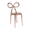 Qeeboo Ribbon Chair Metal Finish