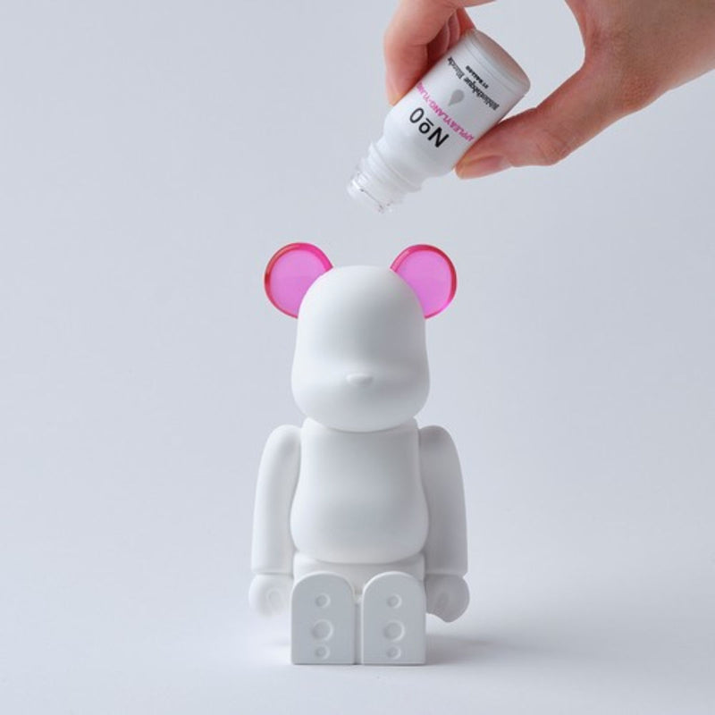 Bibliotheque Blanche x Medicom BE@RBRICK Aroma Ornament #0 pink