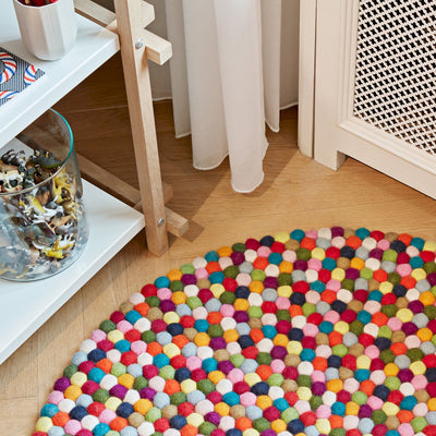 Hay Pinocchio carpet, multicolour