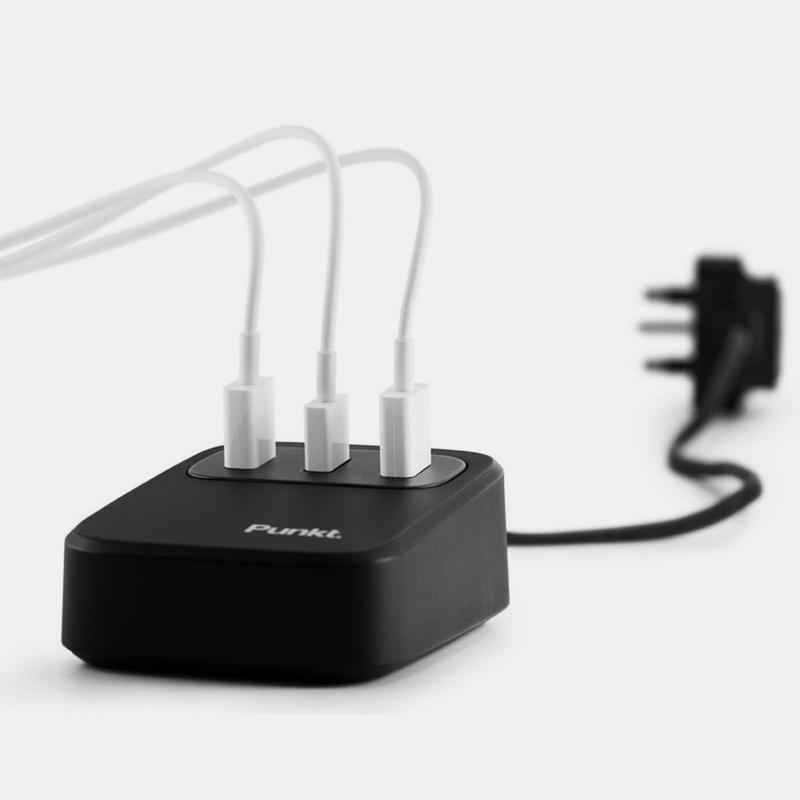 Punkt UC01 Powerful USB Desktop Charger