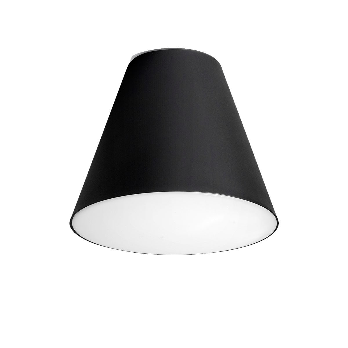 Hay Sinker ceiling light, black