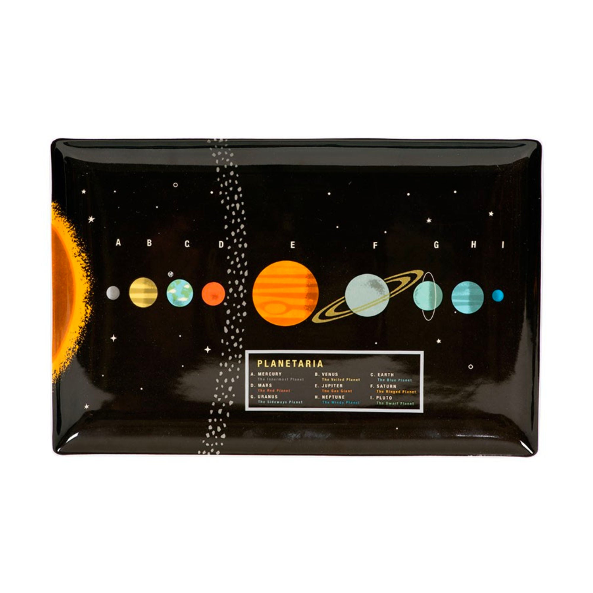 Planetaria Large Trinket Tray