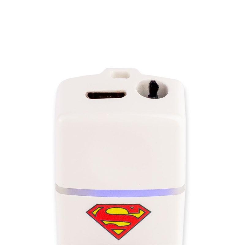 Ridaz Justice League ionizer / portable air purifier, Superman