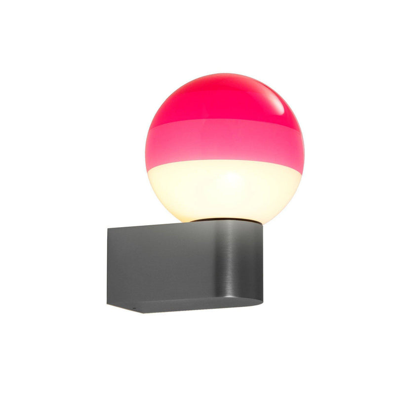 Marset Dipping light A1-13 wall lamp, pink