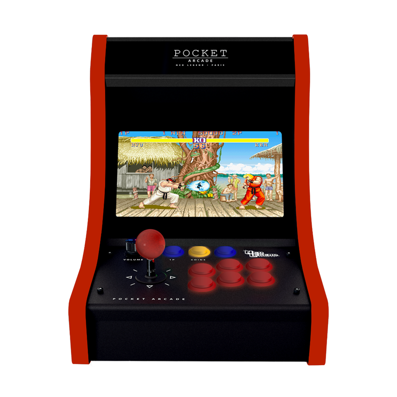 Neo Legend Arcade 2.0, pocket, cola kong