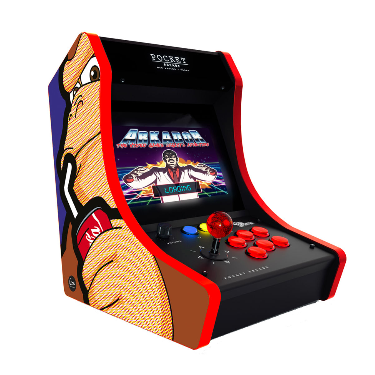 Neo Legend Pocket Arcade 2.0 Cola Kong