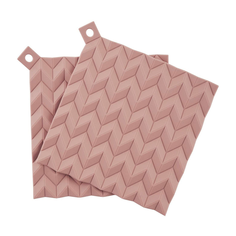 Stelton Hold-On Potholder 2 Pcs , Rose