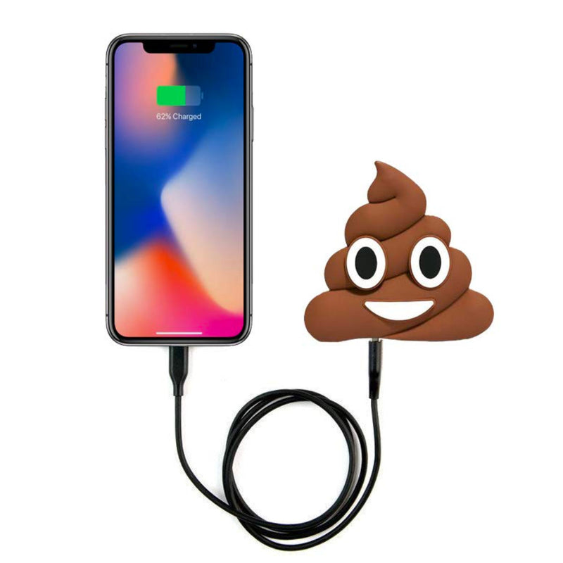 Moji Emoji power bank 2600mAh, poo