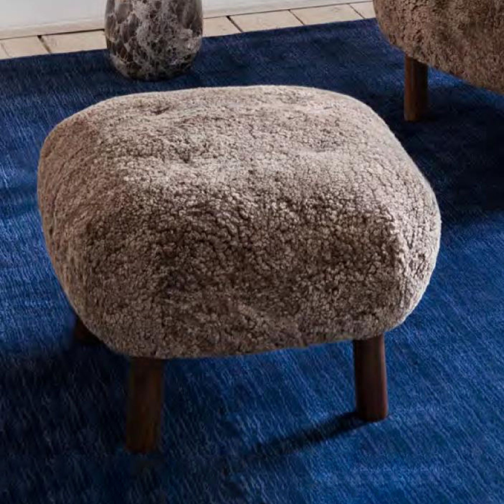 &Tradition VB1 Little Petra Pouf