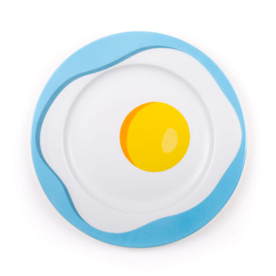 Seletti Blow by Studio Job Porcelain Plate, egg