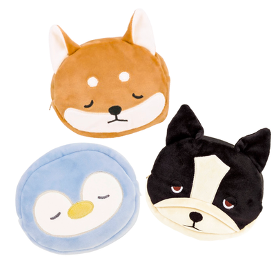 Nemunemu Animals Pouch