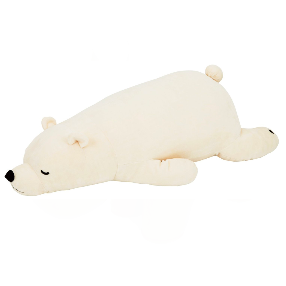 Nemunemu Polar Bear Hug Pillow