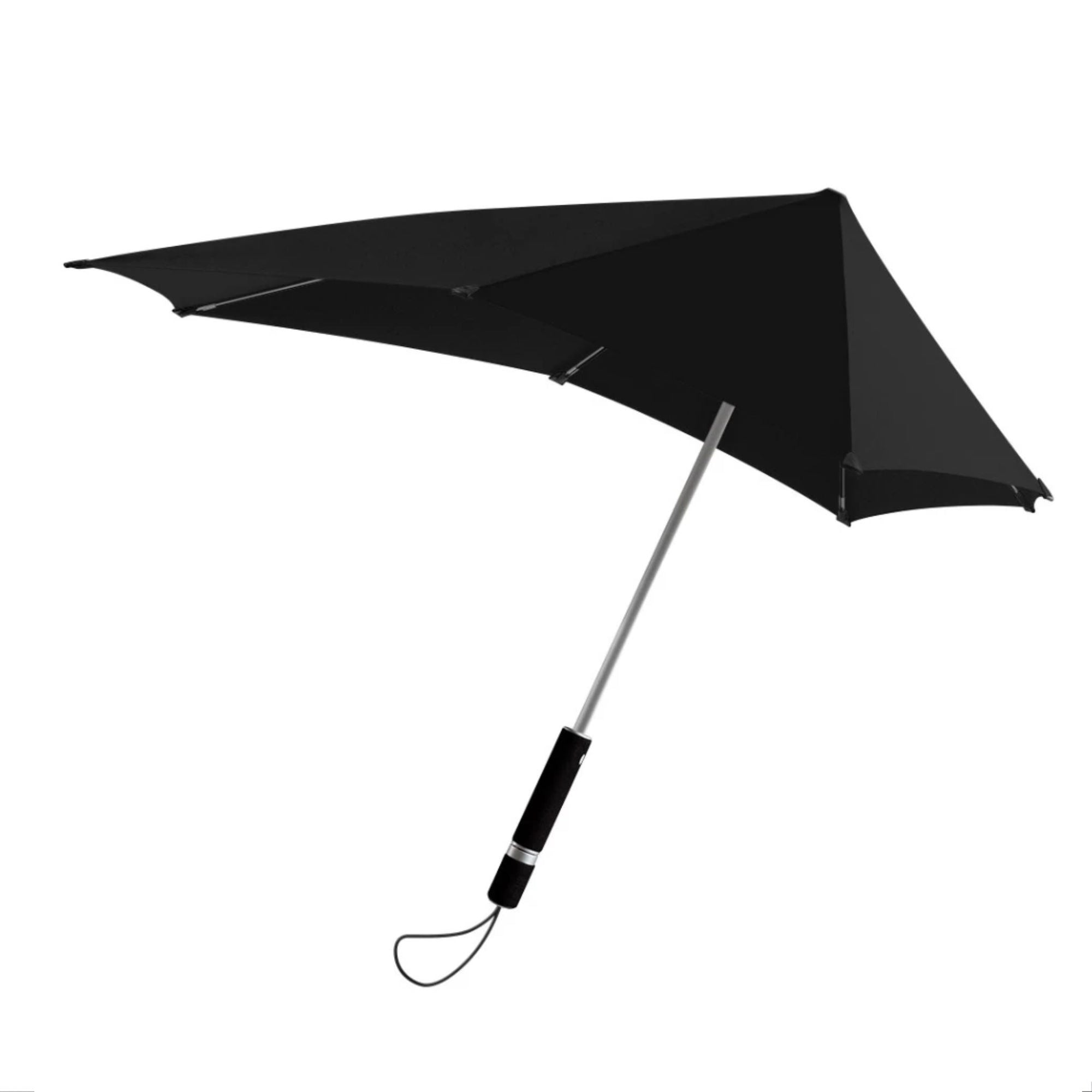 Senz° Original storm umbrella, pure black