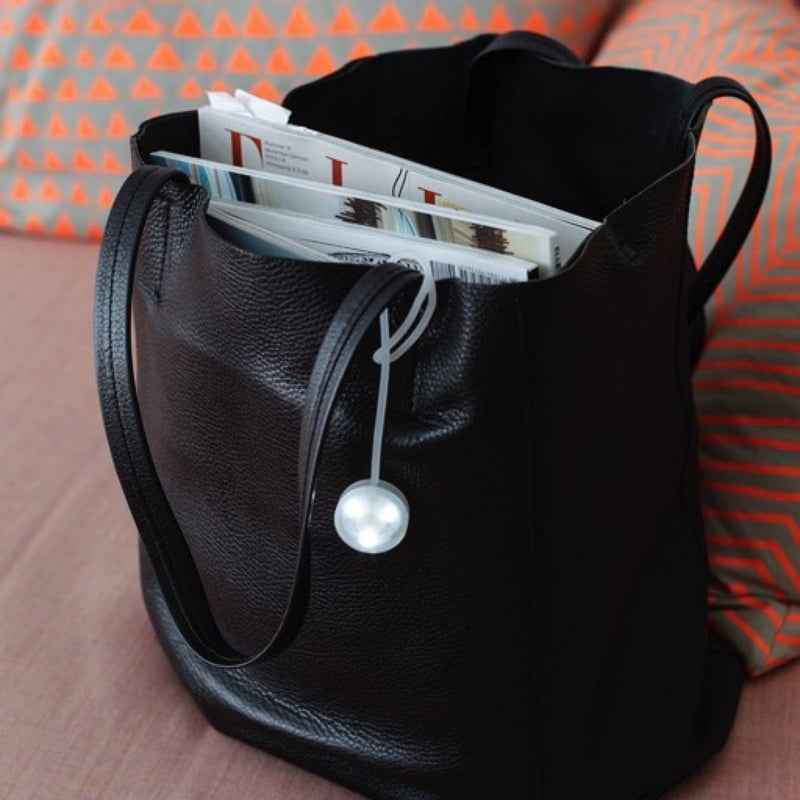 Kikkerland Purse Light