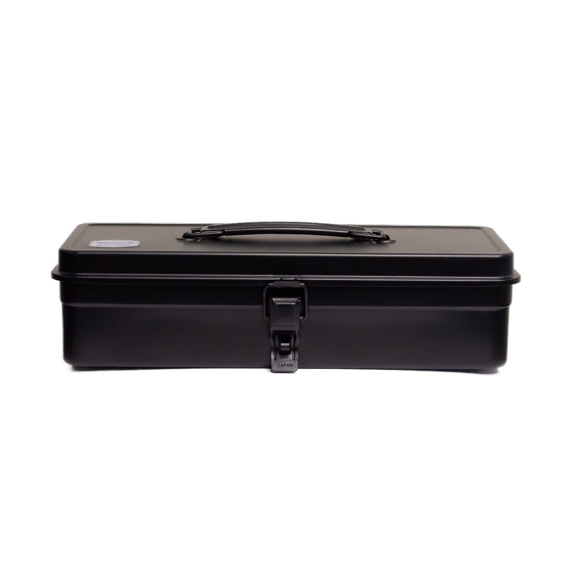 Toyo T-320 Steel Toolbox , Black