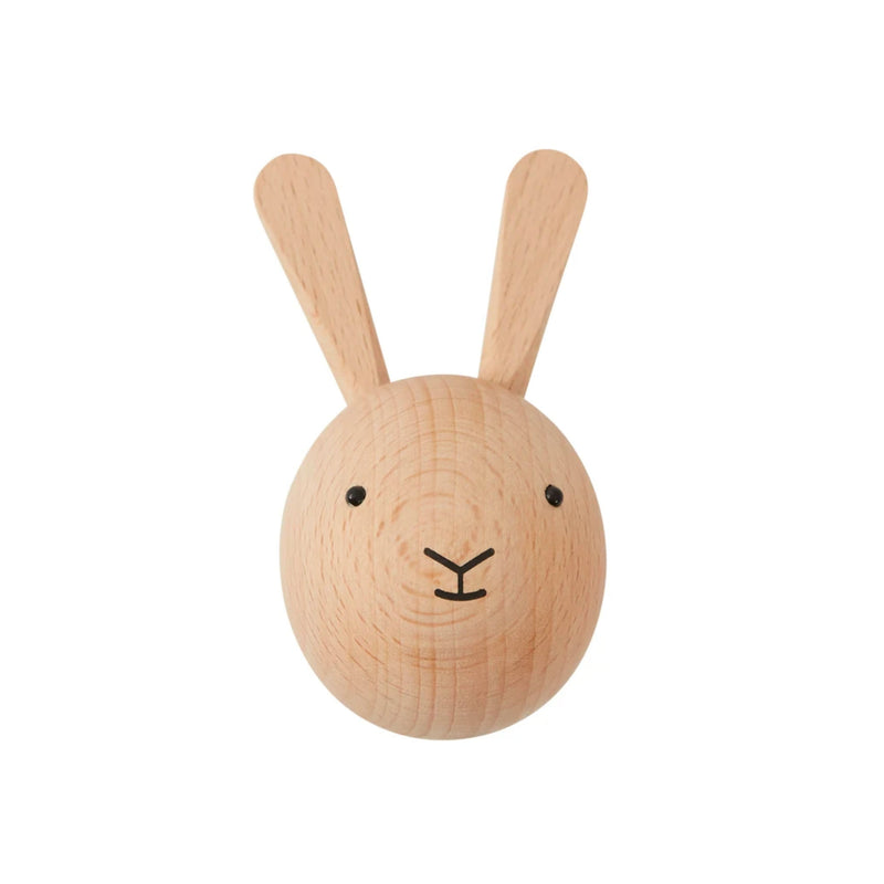OYOY Wooden Hook , Rabbit