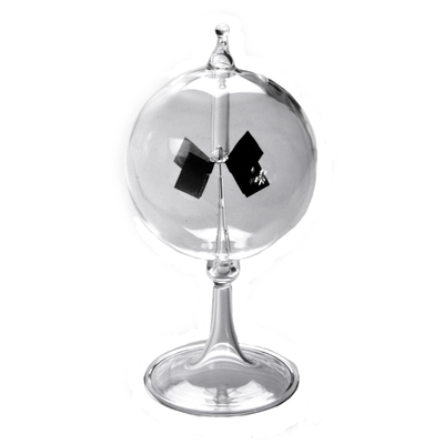 Hand Blown Radiometer