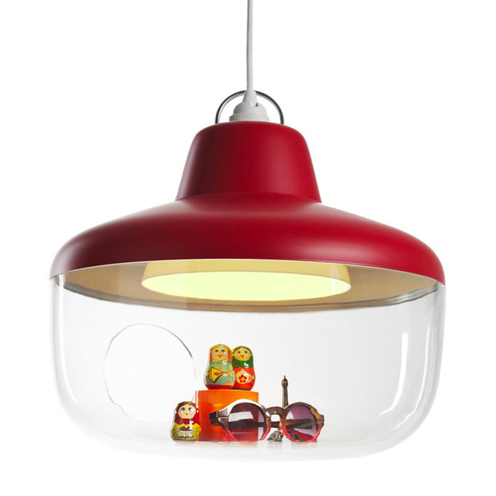 Eno Studio Favourite Things lamp, raspberry