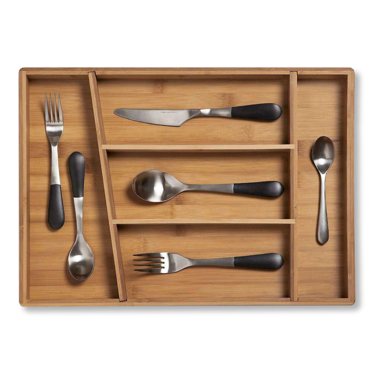 Design House Stockholm cutlery tray, bamboo