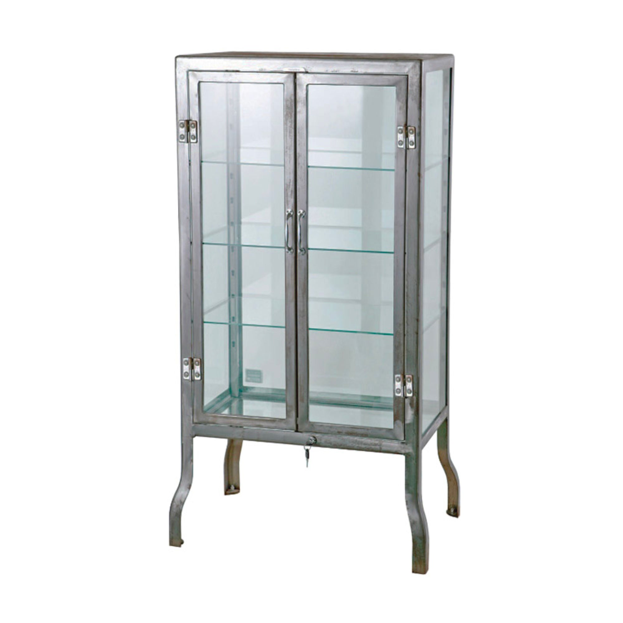 Dulton Doctor Cabinet Small , Raw