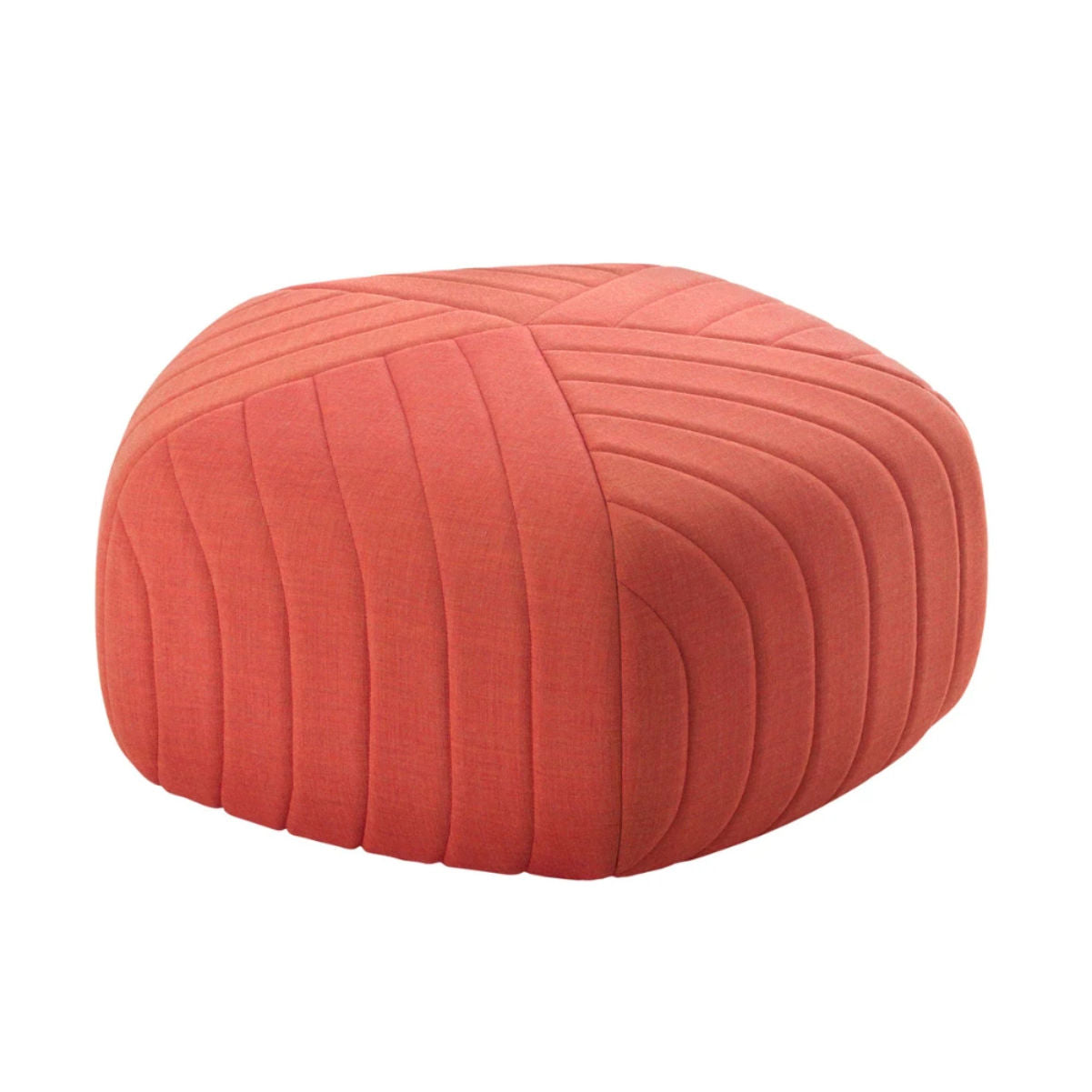 Muuto Five pouf, large, remix 632