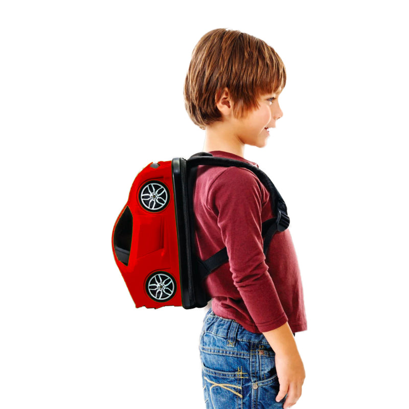 Lamborghini Kids Backpack , Red