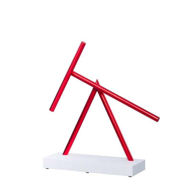 Geelong The Original Swinging Sticks® 37cm , Red/White