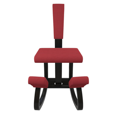 Varier Variable Balans Kneeling Chair with Padded Backrest