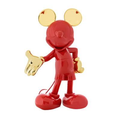 Mickey Welcome Bicolor 60cm