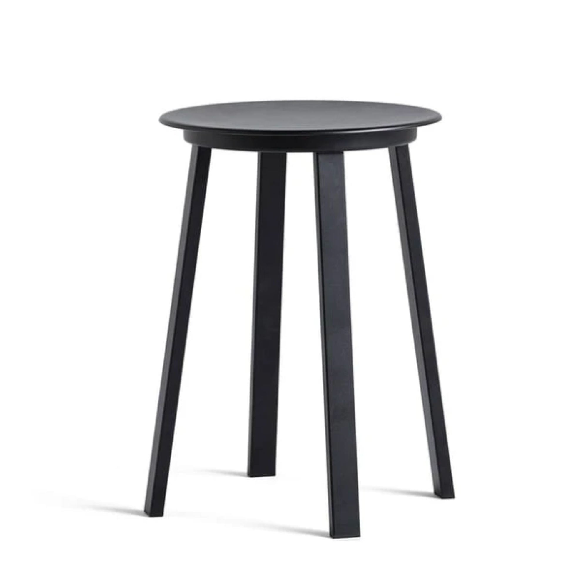 HAY Revolver stool, Black - Swivel