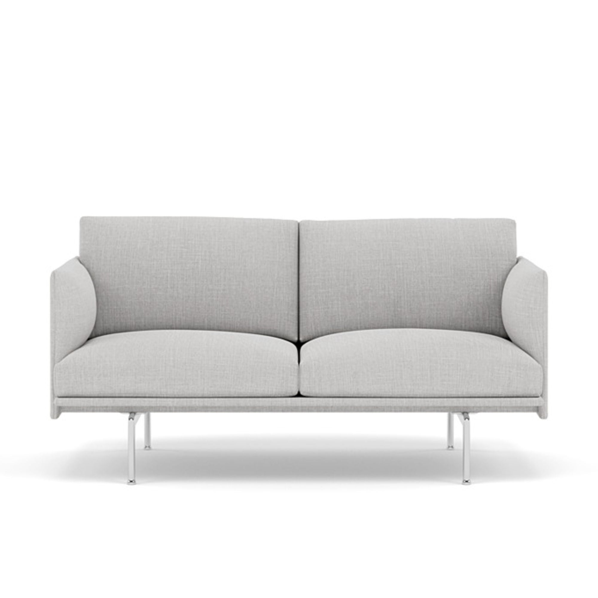 Muuto Outline Studio Sofa 140cm , Remix 123