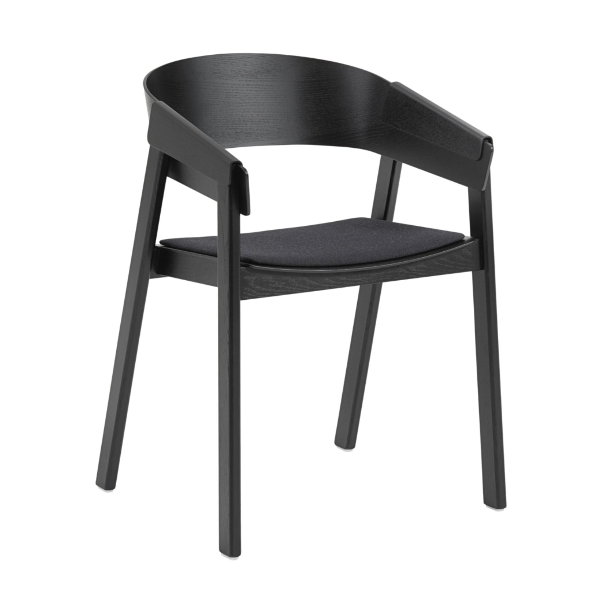 Muuto Cover Armchair , Remix 183-Black