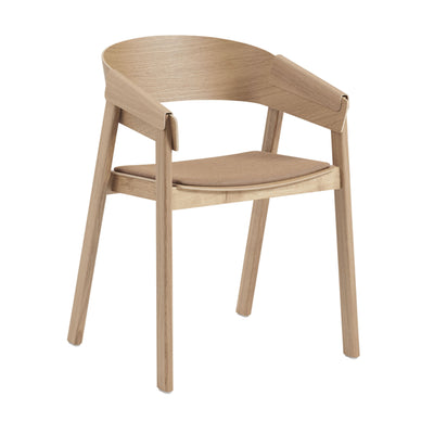 Muuto Cover Armchair , Remix 252-Oak
