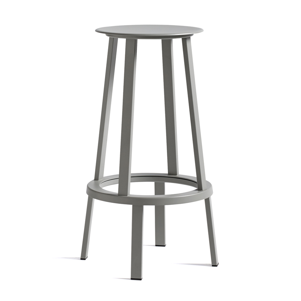HAY Revolver bar stool 76, Swivel